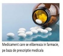 MOXIFLOXACINA ROMPHARM 5 mg/ml X 1