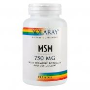 MSM 750 mg  90 capsule