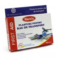 Narcis Plasture pentru rau de transport 10 bucati