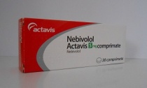 NEBIVOLOL ACTAVIS 5 mg x 30 COMPR. 5mg ACTAVIS S.R.L.