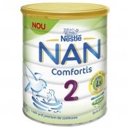 Nestle Nan 2 Comfortis 6+ luni 800 g