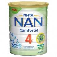 Nestle Nan 4 Comfortis 18+ luni 800 g