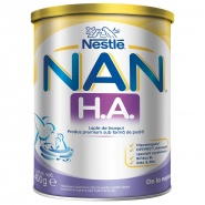 Nestle Nan H.A 0+ luni 400 g
