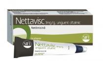 NETTAVISC 3mg/g x 1 UNG. OFT. 3mg/g S.I.F.I. SPA