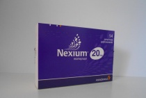 NEXIUM 20 mg x 14 COMPR. GASTROREZ. 20mg ASTRAZENECA AB
