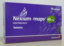 NEXIUM 40 mg x 14 COMPR. GASTROREZ. 40mg ASTRAZENECA AB