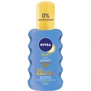 Nivea 85450 Sun Protect & Bronze Spray protectie solara si bronzare  SPF50 200 ml
