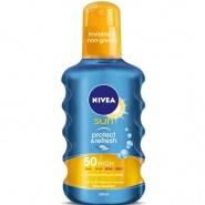 Nivea 85860 Sun Protect & Refresh Spray protectie solara SPF50 200 ml