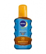 Nivea 86038 Sun Protect & Bronze Ulei spray protectie solara si bronzare SPF30 200 ml