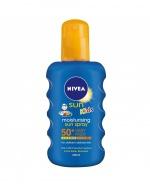 Nivea 85667 Sun Kids Spray colorat de protectie solara SPF50 200 ml