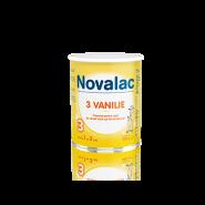Novalac 3 cu Vanilie 400 g