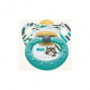Nuk 10725469 Pacifier Classic Happy Kids Suzeta 0-6 luni