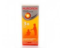 Nurofen pentru copii cu aroma de portocale 200 ml
