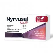 Nyrvusal Multi 30 comprimate