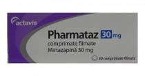 PHARMATAZ 30 mg x 30 COMPR. FILM. 30mg ACTAVIS GROUP HF.