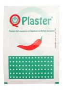 QPlaster Plasture antireumatic cu Capsicum si Methyl Salycilate 12 cm x 18 cm