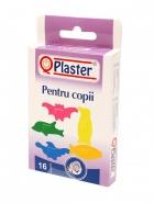 QPlaster Plasturi asortati pentru copii 16 bucati
