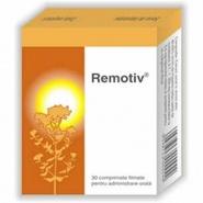 Remotiv 250 mg 30 comprimate