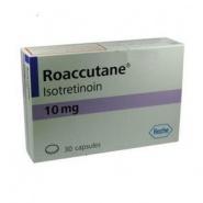 ROACCUTANE 10 mg x 30 CAPS. MOI 10mg ROCHE ROMANIA SRL