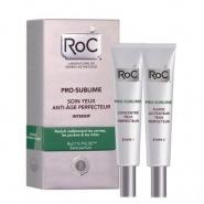 Roc Pro Sublime Tratament corector pentru ochi 2 bucati 10 ml