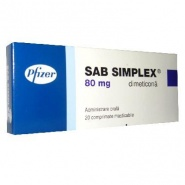 Sab Simplex 40 mg 20 comprimate