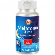 Secom Melatonin 3mg 30 comprimate