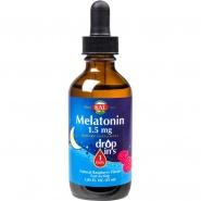 Secom Melatonin DropIns 1.5mg 55 ml