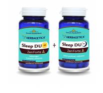 Sleep Duo AM 30 capsule + Sleep Duo PM 30 capsule
