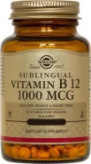 Solgar Vitamina B12 1000 mcg 100 comprimate