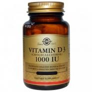 Solgar Vitamina D3 1000 ui 100 capsule moi