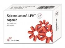 SPIRONOLACTONA LPH 25 mg x 60 CAPS. 25mg LABORMED PHARMA S.A.