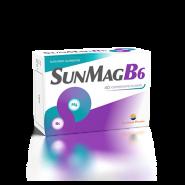 Sun Mag B6 40 comprimate
