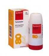 Symbicort Turbuhaler 80 micrograme / 4,5 micrograme / inhalatie