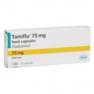 TAMIFLU 75 mg x 10 CAPS. 75mg ROCHE REGISTRATION L