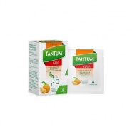 Tantum Grip cu gust de portocala 600 mg/10 mg 10 plicuri