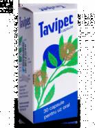 Tavipec 30 capsule moi 150 mg