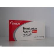TELMISARTAN ACTAVIS 80mg x 28 COMPR. 80 mg ACTAVIS GROUP PTC EH