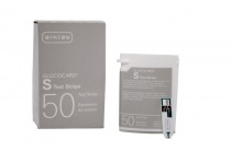 Glucocard Teste glicemie 50 bucati
