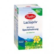 Topfer Lactopriv 1 fara lactoza 0+ luni 600 g