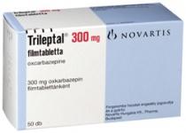 TRILEPTAL R 300 mg x 50 COMPR. FILM. 300mg NOVARTIS PHARMA GMBH
