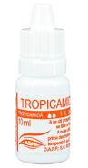 TROPICAMIDA ROMPHARM 0,5 x 1 PIC.OFTALMICE,SOL. 0,5% ROMPHARM COMPANY SRL