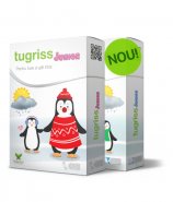 Tugriss Junior 20 comprimate de supt