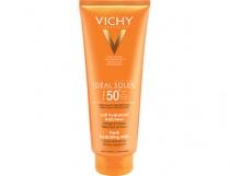 Vichy Ideal Soleil Lapte de corp protectie solara pentru fata si corp SPF50+ 300 ml
