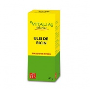 Vitalia Pharma Ulei de ricin 40 g