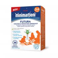 Walmark Minimartieni futura 3-6 ani 30 tablete