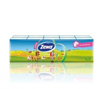Zewa Kids Batiste igienice 10 pachete