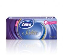 Zewa Softis Batiste igienice 10 bucati