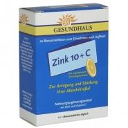 Zink 10 + C  20 comprimate