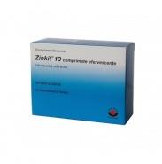 Zinkit 20 comprimate efervescente