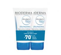 Bioderma Atoderm Crema pentru maini si unghii 50 ml 1 + 1 70% din al II lea